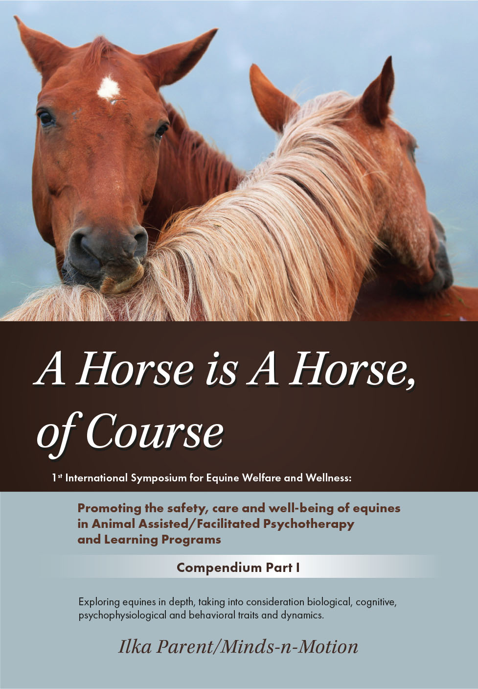 A Horse is a Horse of Course Part 1 Cover