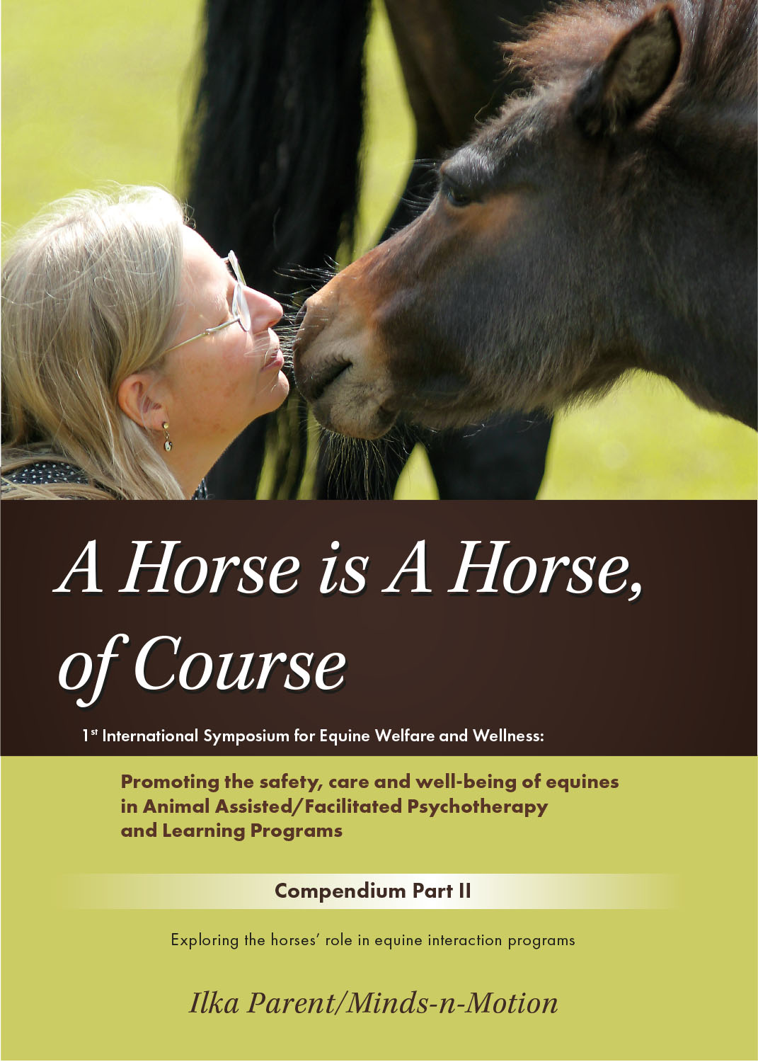 A Horse is a Horse of Course Part 2 Cover